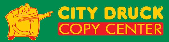 Logo - City Druck Copy Center